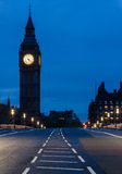 Westminster Bridge in London Royalty Free Stock Image