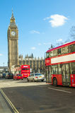 Westminster Bridge Road Stock Photography