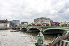 Westminster bro arkivbilder