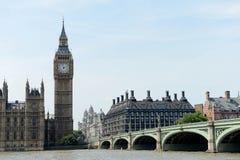 Westminster bro Royaltyfri Fotografi