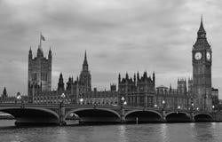 Westminster bro Arkivfoton