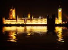 Westminster - case del Parlamento Immagine Stock Libera da Diritti