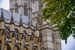 Westminster cathedrall in London detail Stock Photo