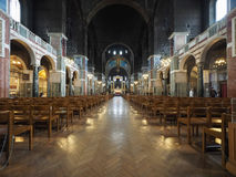 Westminster Cathedral in London Royalty Free Stock Photography