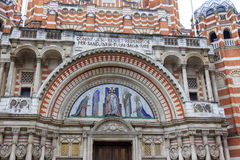 Westminster Cathedral - London Royalty Free Stock Photo