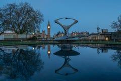 Westminster clásica Foto de archivo libre de regalías