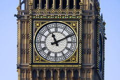 Free Westminster Clock Face Stock Photo - 12299360