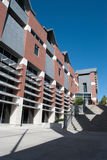 Westminster College. Modern Building in Westminster College, UT Royalty Free Stock Photography