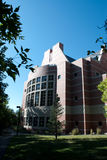 Westminster College. Modern Building in Westminster College, UT Stock Photo