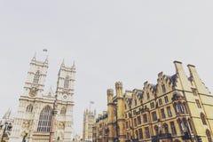 Westminster domkyrka i London stadsmitt Royaltyfri Foto