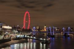 Westminster horisont Arkivfoton
