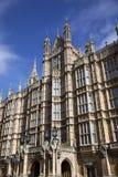 Westminster, Huizen van het Parlement in Londen royalty-vrije stock foto