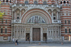 Westminster-Kathedrale London Stockfotos