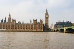 Westminster. Londen, Engeland Stock Afbeelding