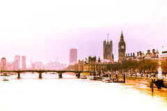 Westminster London royalty free stock image