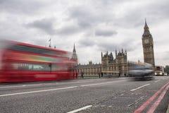 Westminster Londra Fotografia Stock Libera da Diritti