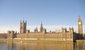 Westminster, Londres Fotografia de Stock Royalty Free