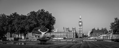 Westminster Londres grand Ben Images stock