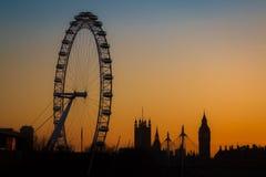 Westminster Londres R-U Image libre de droits