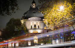 Westminster Methodist Central Hall, London Stock Photography
