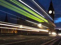 Westminster nigth Stock Photography