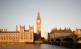 Westminster Palace Stock Image