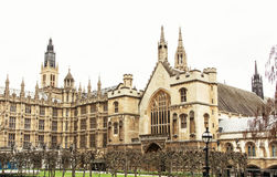 Westminster palace in London, Great Britain, cultural heritage Stock Photo