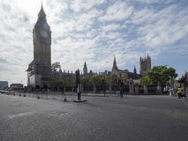 Westminster Palace, London stock photo