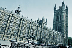 Westminster Palace, London, United Kingdom Royalty Free Stock Photography