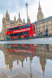 Westminster palace Royalty Free Stock Photography