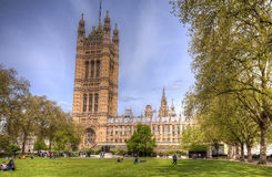 Westminster Palace. London. Royalty Free Stock Photography