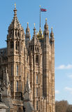Westminster Palace Tower Royalty Free Stock Photos