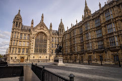 Westminster-Palast London Stockbilder