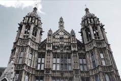 Westminster-Palast London stockbilder