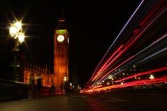 Westminster, parlament, de Big Ben, Londen, Engeland, het UK Stock Fotografie