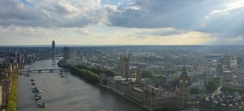 Westminster Parliament Royalty Free Stock Photo