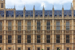 Westminster parliament, detail Stock Photography