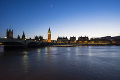 Westminster river ferry Royalty Free Stock Images