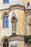 Westminster school - Dean' S Yard - statue Royalty Free Stock Photos