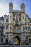 Westminster School Entrance Royalty Free Stock Photos