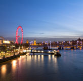 Westminster Skyline Royalty Free Stock Photo