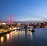 Westminster Skyline Royalty Free Stock Photo