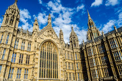 Westminster Spires Royalty Free Stock Image
