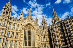 Westminster tornspiror Royaltyfri Bild