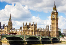 Westminster view Stock Photo