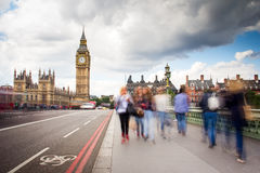 Westminster view Royalty Free Stock Images