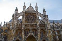 Westminter-Abtei, London Lizenzfreie Stockfotografie