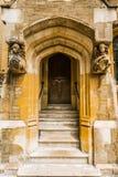 Westmister,伦敦,英国-建筑细节 免版税库存图片