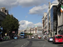 Westmoreland Street Royalty Free Stock Images