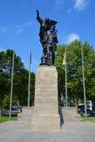 Westmount战争,纪念品 库存图片